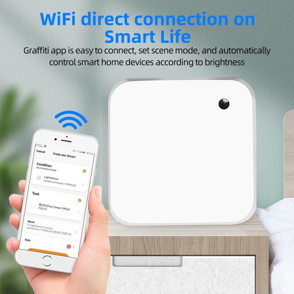 Smart Wifi Light Sensor