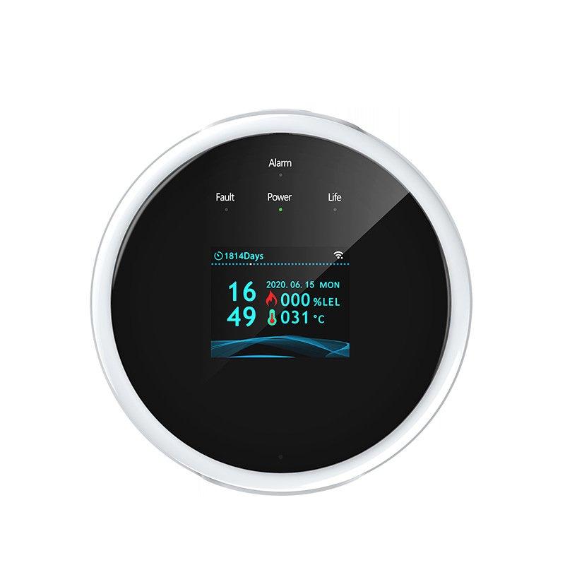 Smart WiFI Gas Detector