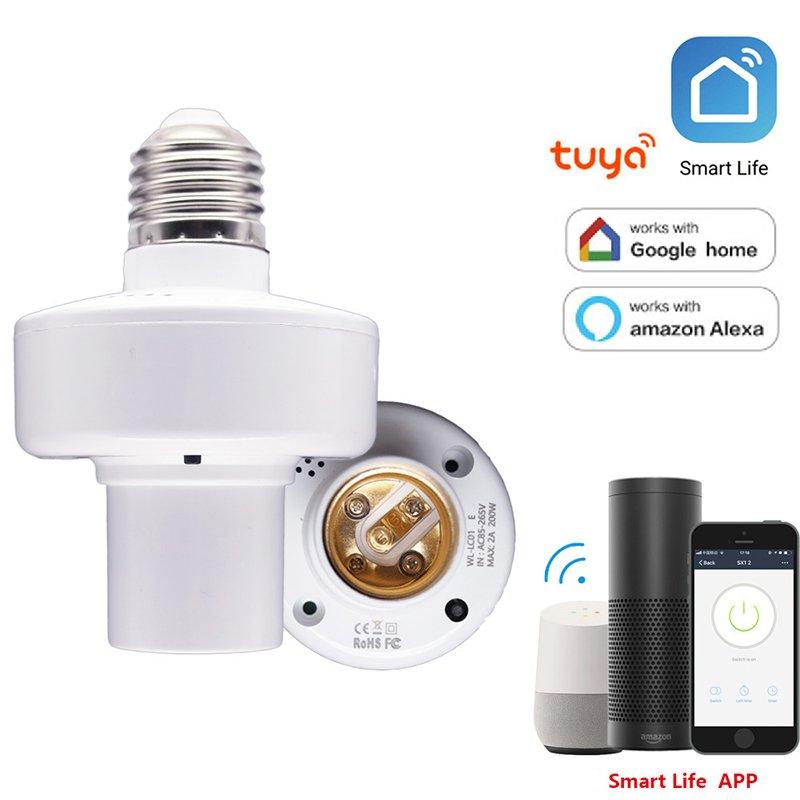 Smart LED Lamp Holder