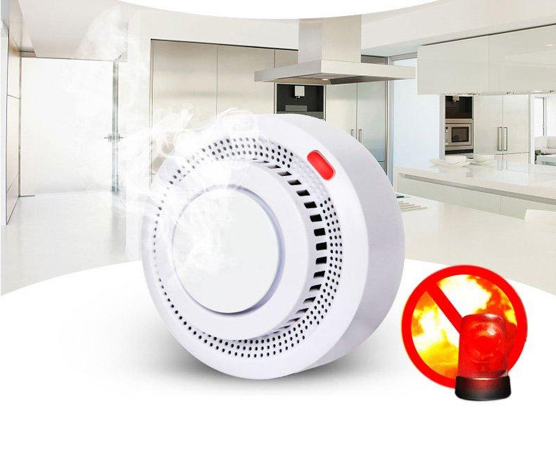 Smart WiFI Smoke Detector