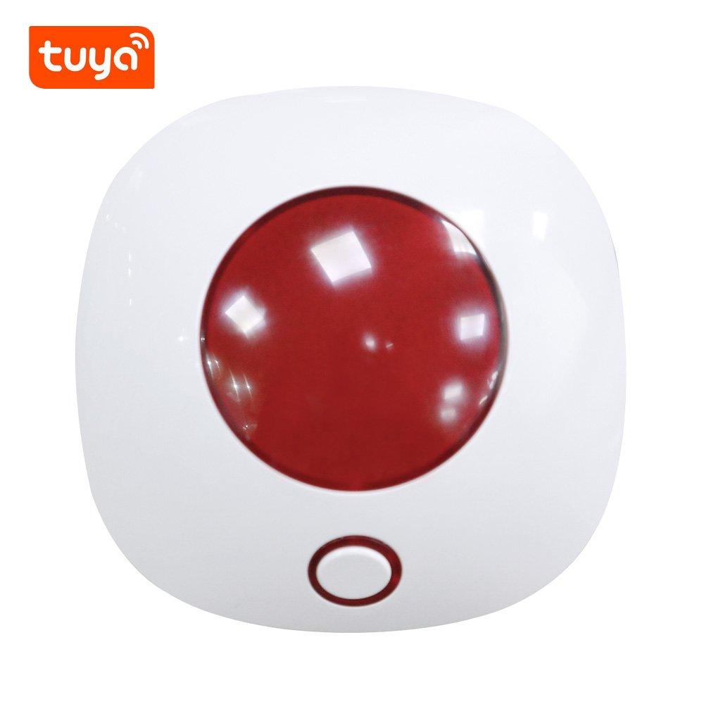 WIFI Sound Light Alarm