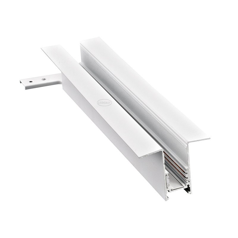 Rail For Magnetic Track
