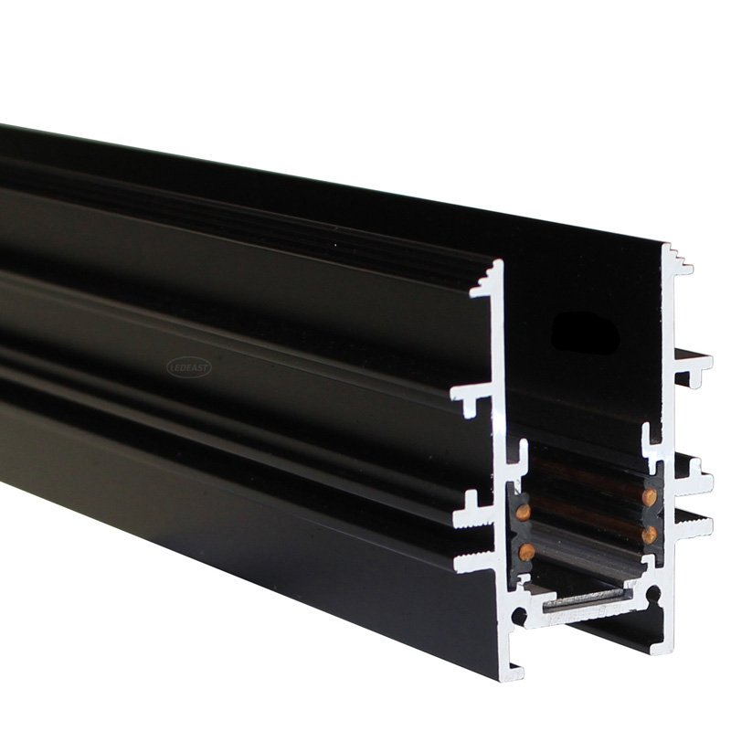 Track Rail With Magnetic