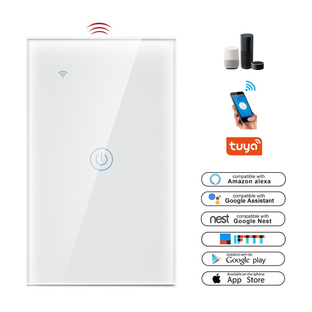 Smart WiFi Light Switch