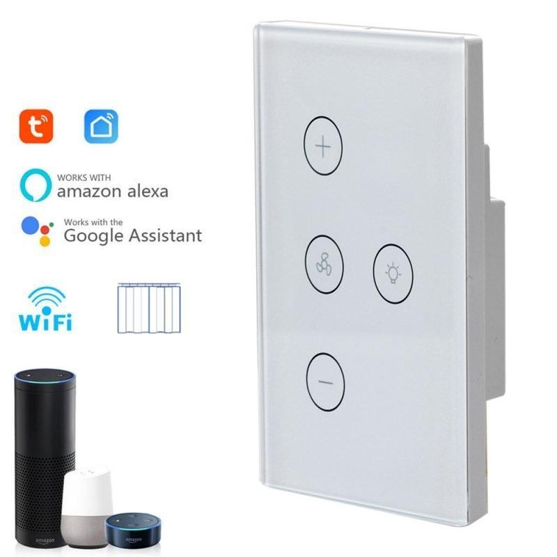 Wifi Fan -Lamp Smart Switch