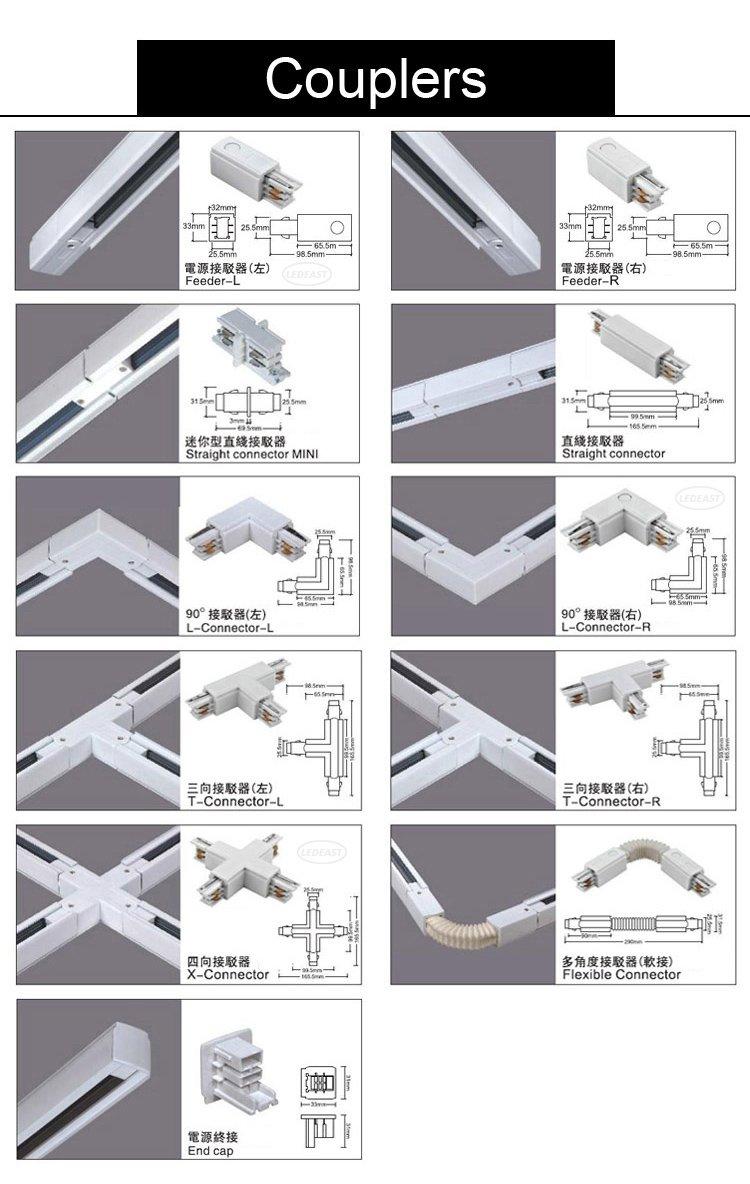LED Track Lighting System